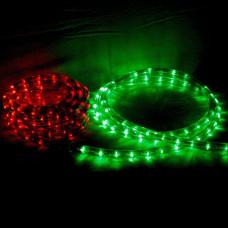 INVOLIGHT DRL4/2 - светодиодный шнур Green (2 м) зелёный, 24 В, 2 м, цена за катушку (2 м)