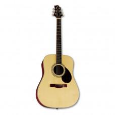 GREG BENNETT D5/N - акустическая гитара, дредноут, массив ели, цвет натуральный
