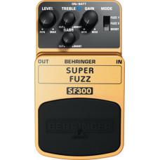BEHRINGER SF300 - 3-режимная педаль эффектов фуза