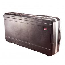 """GATOR G-MIX 20x30 - пластиковый кейс для микшеров, 20"""" X 30"""" X 6"""", на колесах"""