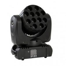 INVOLIGHT LEDMH1210B - голова вращения (WASH), LED 12x 10 Вт RGBW, DMX-512