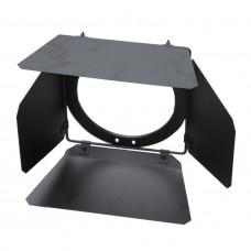 INVOLIGHT BARNDOOR - кашетирующие шторки для COBPAR100HEX и COBPAR100W