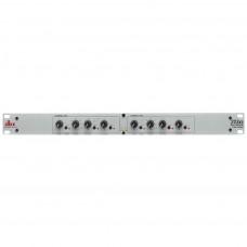 dbx 223XS - стерео кроссовер - 2 полосы моно - 3 полосы Вх/вых - XLR