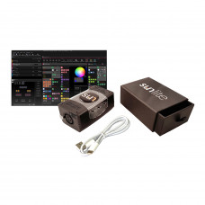 SUNLITE - BC - DMX интерфейс, 512 DMX каналов, USB type C, Art-Net (опционально), SUT