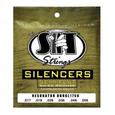 SIT Strings DBRGL1756 - струны для резонансной акустической гитары
