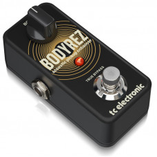 TC ELECTRONIC BODYREZ ACOUSTIC PICKUP ENHANCER - гитарная педаль энхансер для акустической гитары