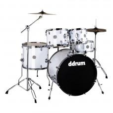 """DDRUM D2 522 WHT - ударная установка , цвет White , 10""""-12""""-16""""-22"""", 14х6.5"""""""