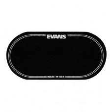 EVANS EQPB2 - наклейка (овальная) на рабочий пластик бас-барабана