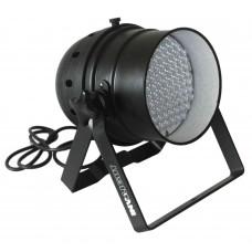 INVOLIGHT LEDPAR56/BK - светодиодный RGB прожектор (чёрн) , звуковая активация , DMX-512
