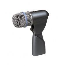 SHURE BETA 56A - микрофон инструментальный динамический суперкардиоидный