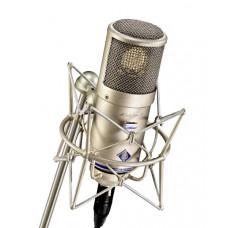 NEUMANN D-01 SOLUTION-D SINGLE - студийный микрофон, с аналого-цифровым преобразователем