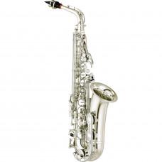 YAMAHA YAS-280S - альт-саксофон студенческий, отделка: посеребренная