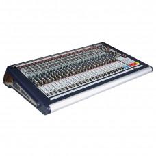 SOUNDCRAFT GB2-24 - микшер 24 моно, 2 стерео, 6 Aux, 4 подгруппы, матрица 6x2, TRS директ-выходы