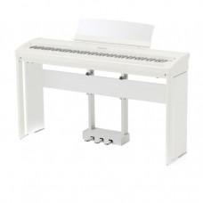 KAWAI F-301HW - педальный блок с тремя педалями для цифрового пианино ES8SW, белый цвет.