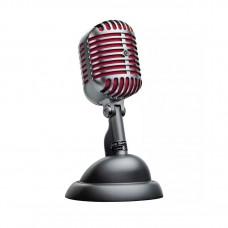 SHURE 5575LE Unidyne 55 - микрофон вокальный динамический кардиоидный с выкл.(ограниченный выпуск)