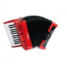 ROLAND FR-1X-RD - цифровой аккордеон красный.