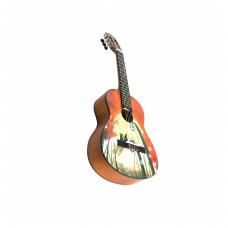 BARCELONA CG10K/COLLINE 1/2 - набор: классическая гитара детская, размер 1/2 плюс аксессуары