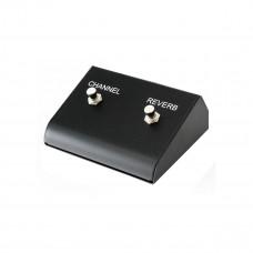 HIWATT FS201 Footswitch - футсвич с 2-мя кнопками для переключения каналов усилителя