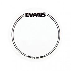 EVANS EQPC1 - наклейка круглая на рабочий пластик бас-барабана