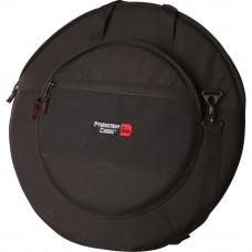 """GATOR GP-12 - нейлоновая сумка для тарелок с разделителями, 8 штук до 22"""", вес 2,72кг"""