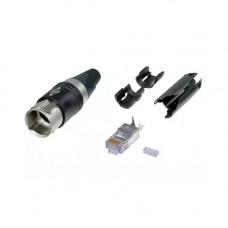 NEUTRIK NE8MC6-MO - кабельный разъем RJ45, для кабеля CAT6 5.5 — 6.5мм