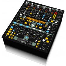 BEHRINGER DDM4000 - цифровой DJ- микшерный пульт, 5 кан., 4 стерео+1 микрофонный вход