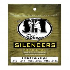 SIT Strings GL1048 - струны для акустической гитары,10-48
