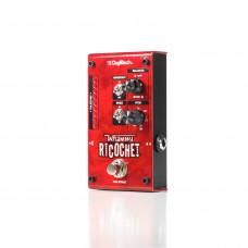 DIGITECH RICOCHET - эффект-процессор изменения высоты тона, питч-шифтер/гармонайзер, True Bypass