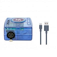 SUNLITE SLESA-U9 - DMX интерфейс арх. освещения ,1х DMXout, 512 DMX-каналов, USB