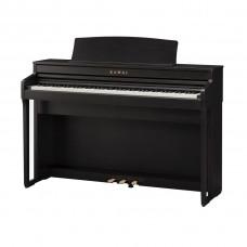 KAWAI CA49R - цифр. пианино, механика GFC, OLED дисплей, 19 тембров, 20 ВТ x 2, палисандр матовый