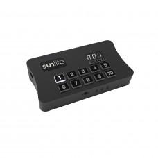 SUNLITE - EC - DMX-интерфейс,1024 канала (опц. 2048), USB Type-C, Micro SD, 4 разъема DMX-выход