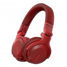 PIONEER HDJ-CUE1BT-R - диджейские наушники с функциональными возможностями Bluetooth® (красный)