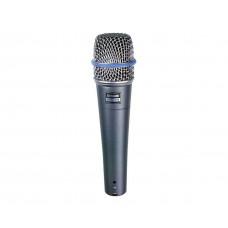 SHURE BETA 57A - микрофон инструментальный динамический суперкардиоидный