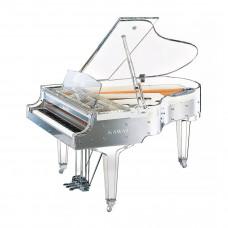 KAWAI CR-40 Transparency - прозрачный акриловый рояль, 185х150х100, 425 кг.,механизм Millennium III