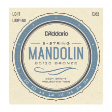 D'ADDARIO EJ62 - струны для мандолины