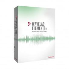 STEINBERG WAVELAB Elements 9 Retail - профессиональный аудио редактор.