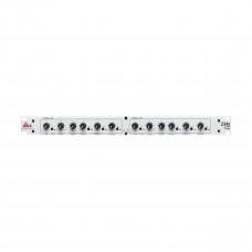 """dbx 234SV - кроссовер стерео - 2 или 3 полосы моно - 4 полосы вх/вых - 1/4"""" TRS Jack"""