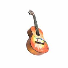 BARCELONA CG10K/LUCIOLE 1/2 - набор: классическая гитара детская, размер 1/2 плюс аксессуары