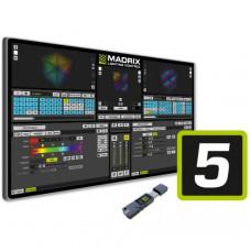 MADRIX MADRIX 5 KEY PROFESSIONAL - программное обеспечение + USB KEY
