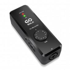 TC HELICON GO SOLO - интерфейс высокого разрешения для мобильных устройств, аудио/MIDI