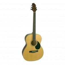 GREG BENNETT GA60/N - акустическая гитара, уменьшенный корпус, цвет натуральный