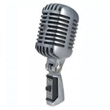 SHURE 55SH series II - микрофон вокальный динамический кардиоидный с выключателем