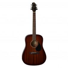 GREG BENNETT D1/BS - акустическая гитара, дредноут, нато, цвет санберст