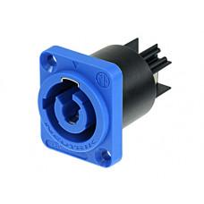 NEUTRIK NAC3MPA-1 - панельный разъем PowerCon, входной (син), 20A/250В