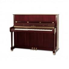 KAWAI K-200 MH/MP - пианино, 114х149х57, 208 кг., красное дерево полиров., механизм Millennium III.
