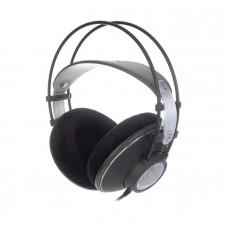 AKG K612 PRO - референсные открытые наушники 120 Ом, 12—39500 Гц, кабель 3м