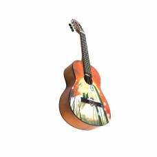 BARCELONA CG10K/COLLINE 3/4 - набор: классическая гитара, размер 3/4 плюс аксессуары