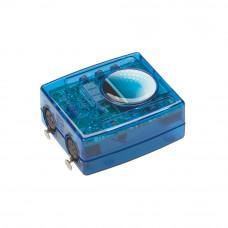 SUNLITE SLESA-UE7 - Б* DMX интерфейс для архитект. освещения, 2 DMXout (1024 кан), USB (БОЛГАРИЯ)