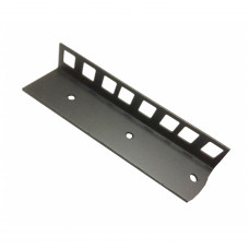 PROEL AC107 - пластина для рэка с отв. для гаек (цена за 1 м) длина 2 м