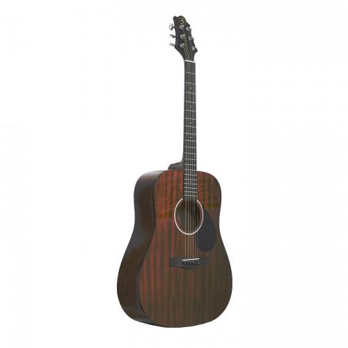 GREG BENNETT D1/N - акустическая гитара, дредноут, красное дерево, цвет натуральный